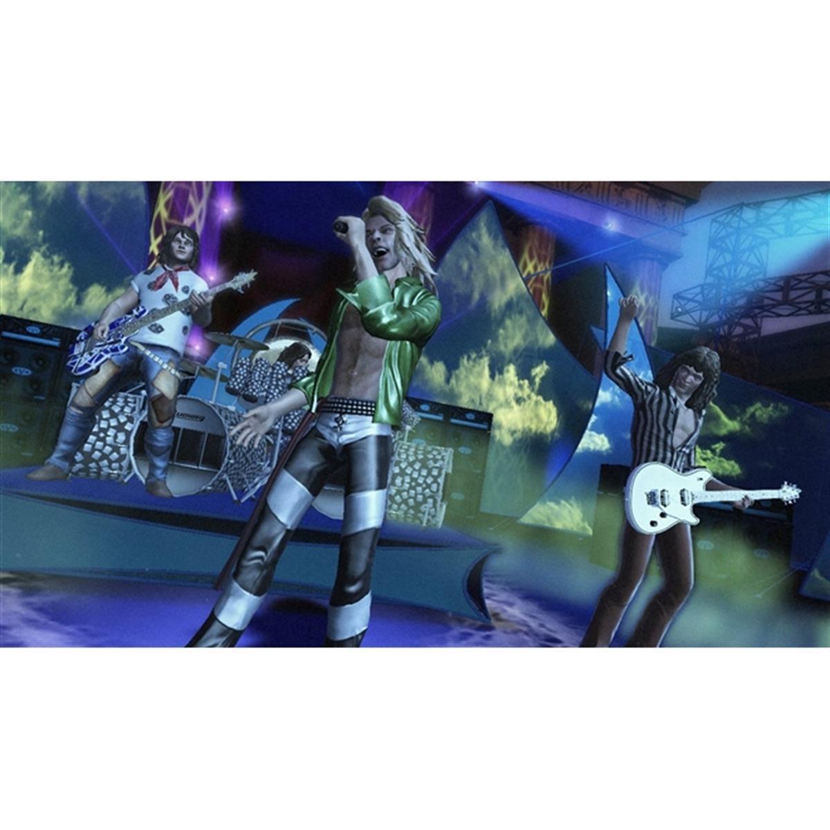 Guitar Hero Van Halen - USADO - Nintendo Wii