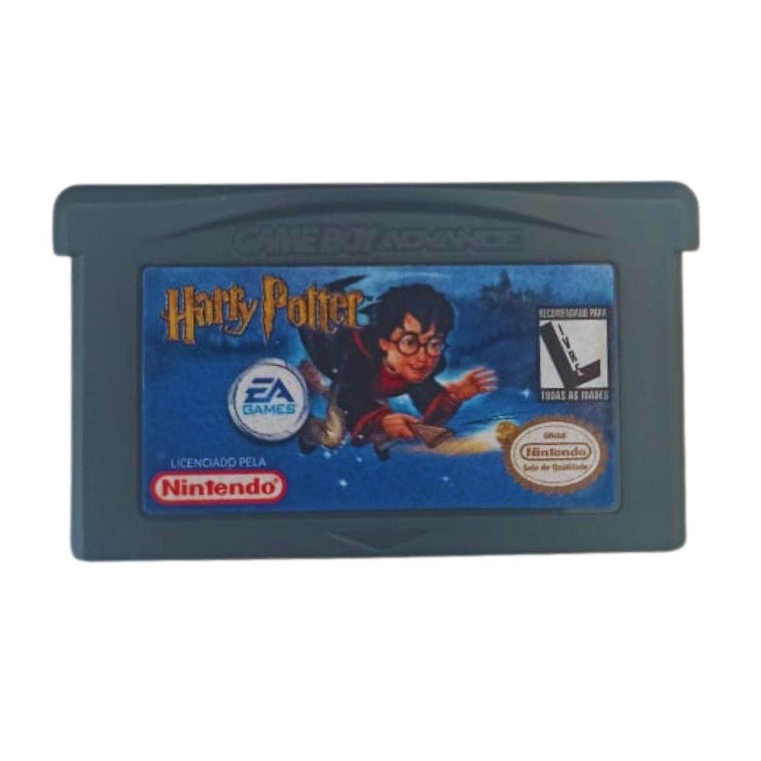 Harry Potter e a Pedra Filosofal - GBA - Usado
