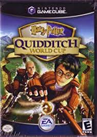 Harry Potter Quiddtch World Cup USADO - Nintendo GameCube