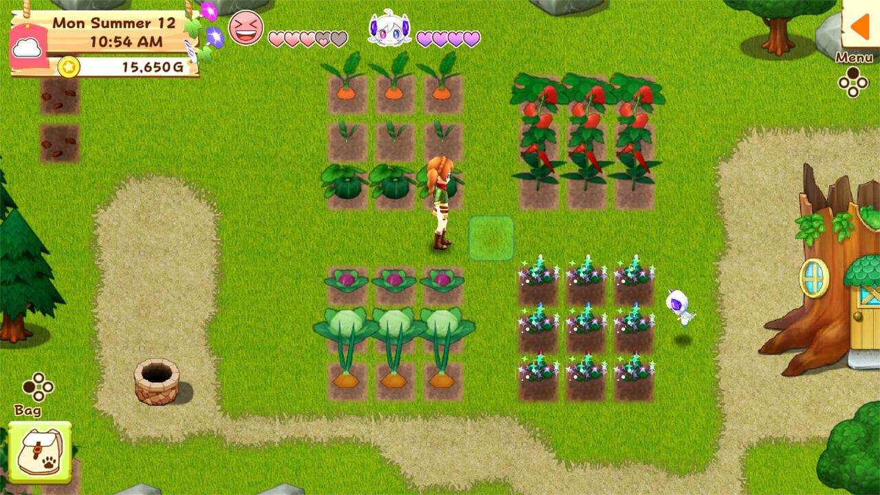 Harvest Moon Light of Hope Special Edition (US) - Nintendo Switch - Envio Internacional