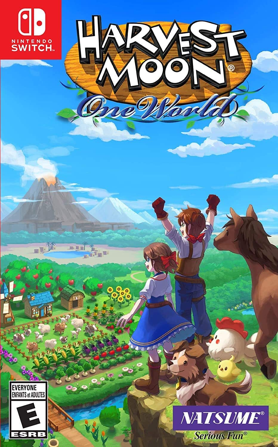 Harvest Moon: One World - Nintendo Switch