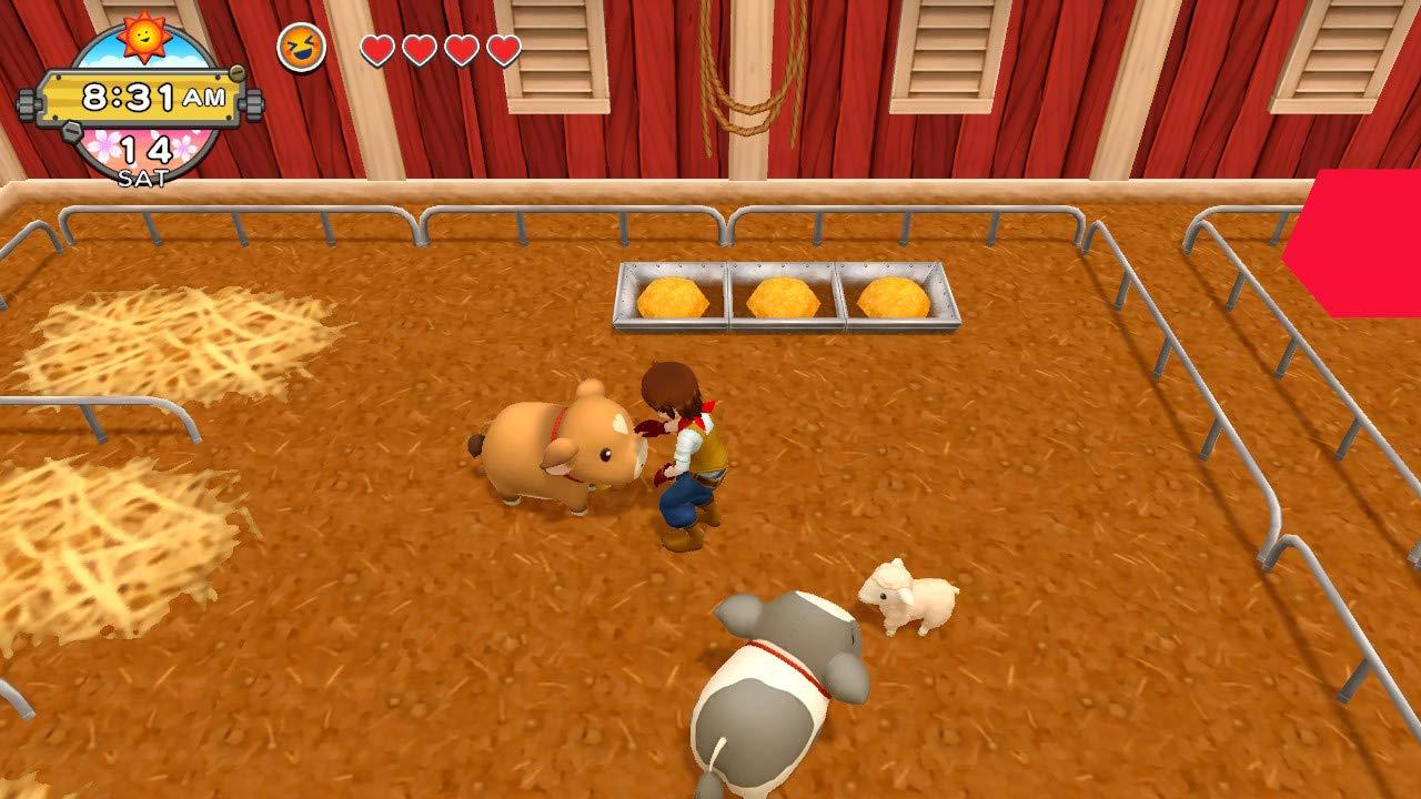 Harvest Moon: One World - Nintendo Switch