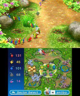 Hey! Pikmin - Nintendo 3DS (USADO)