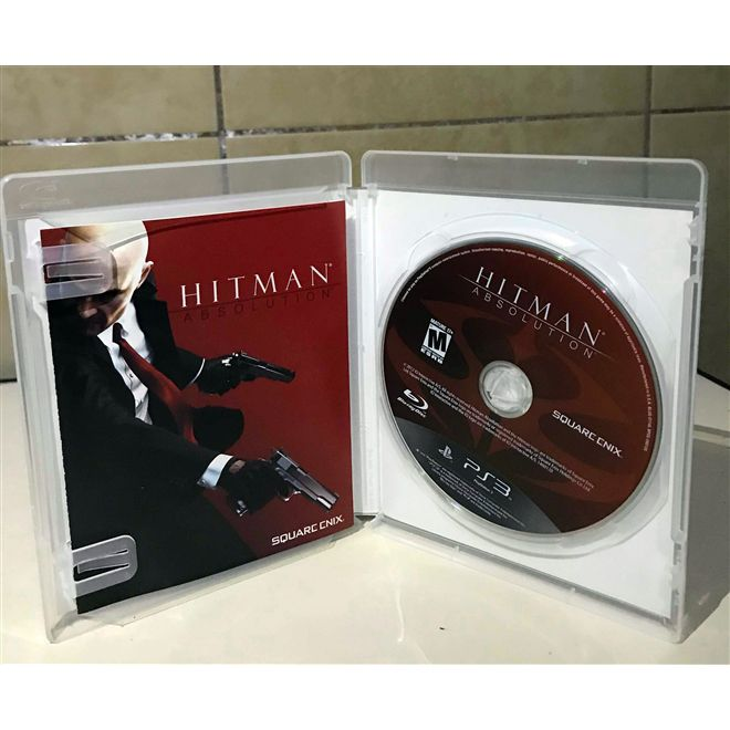Hitman Absolution - PS3 - USADO