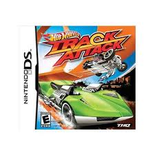 Hot Wheels Track Attack (USADO) - Nintendo DS