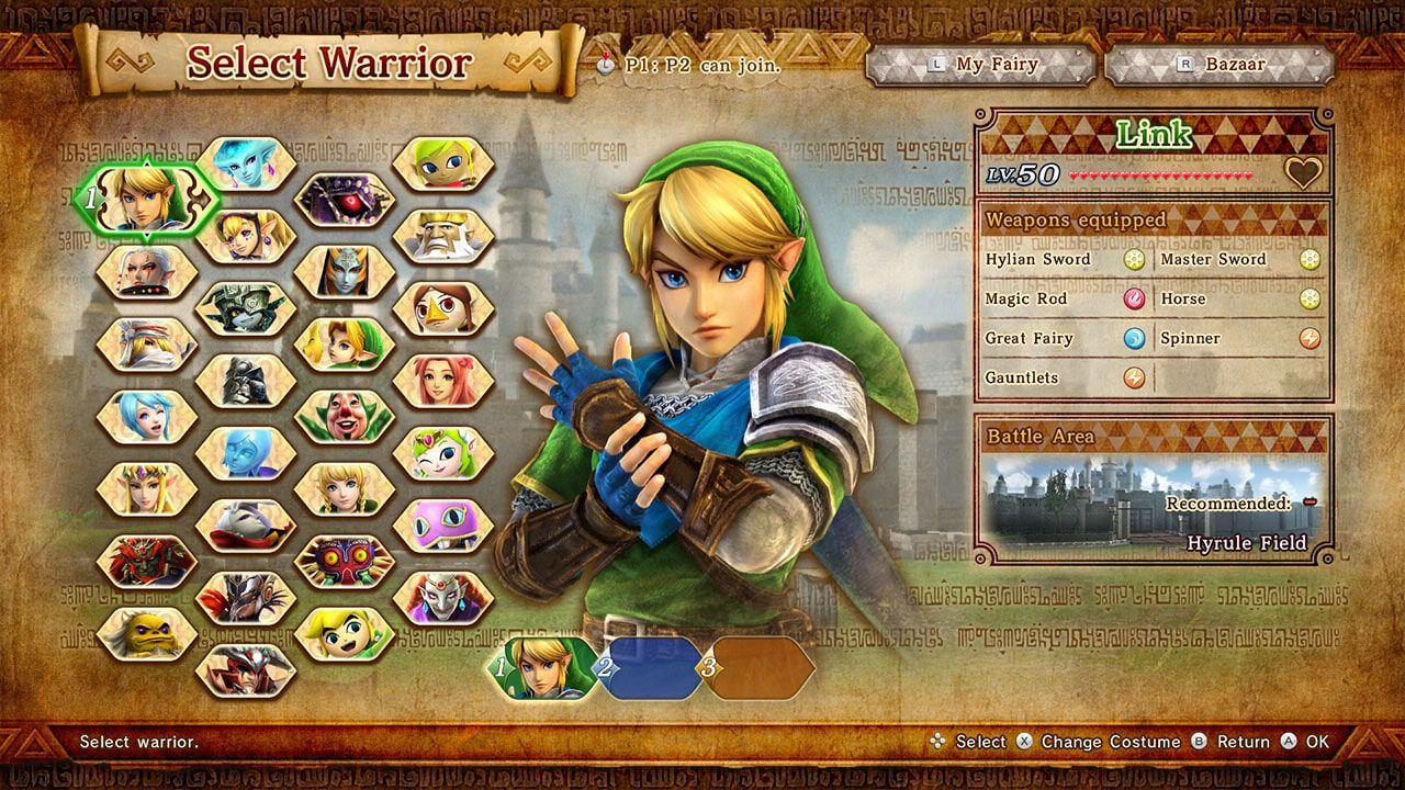 Hyrule Warriors: Definitive Edition - Envio Internacional