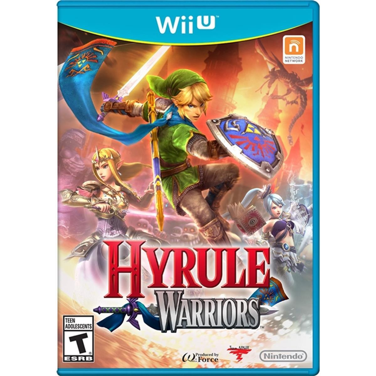 Hyrule Warriors USADO - Nintendo Wii U