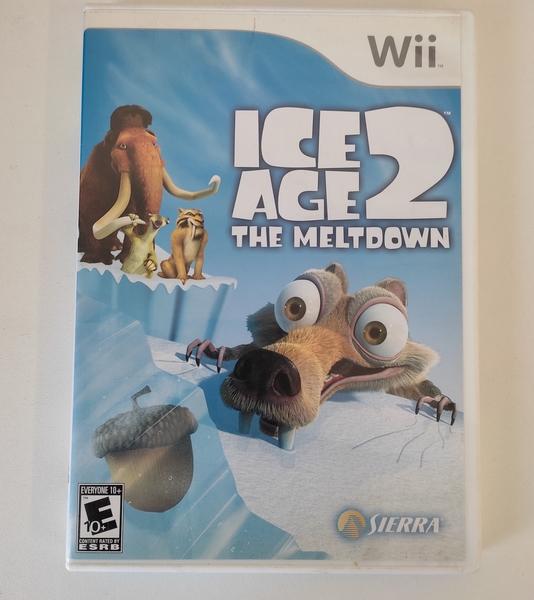Ice Age 2: The Meltdown - Nintendo Wii - Usado