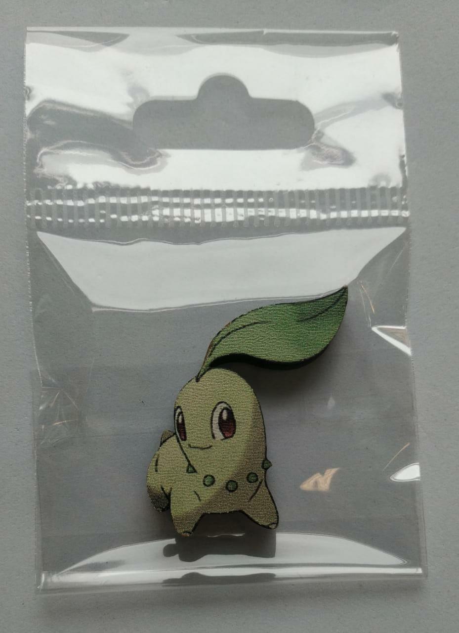 Imã do Pokémon: Chikorita
