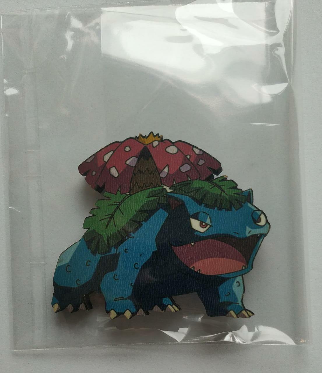 Imã do Pokémon: Venosauro