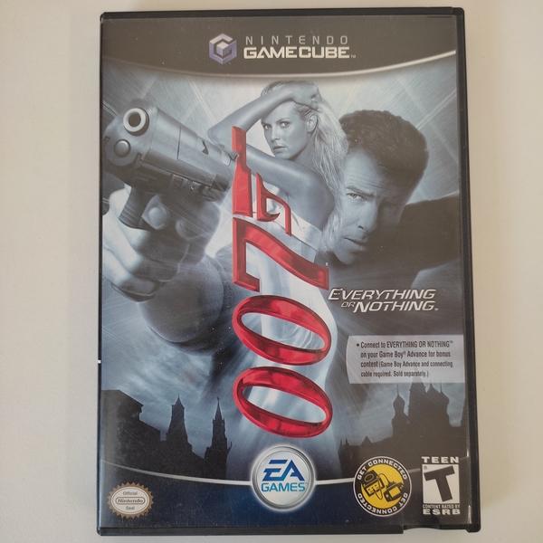 James Bond 007: Everything of Nothing - Nintendo GameCube - Usado