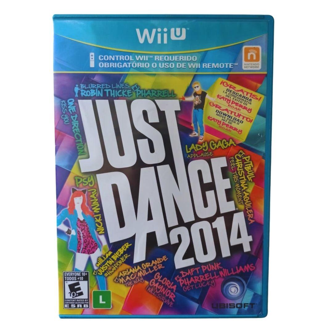 Just Dance 2014 - Nintendo Wii U - Usado