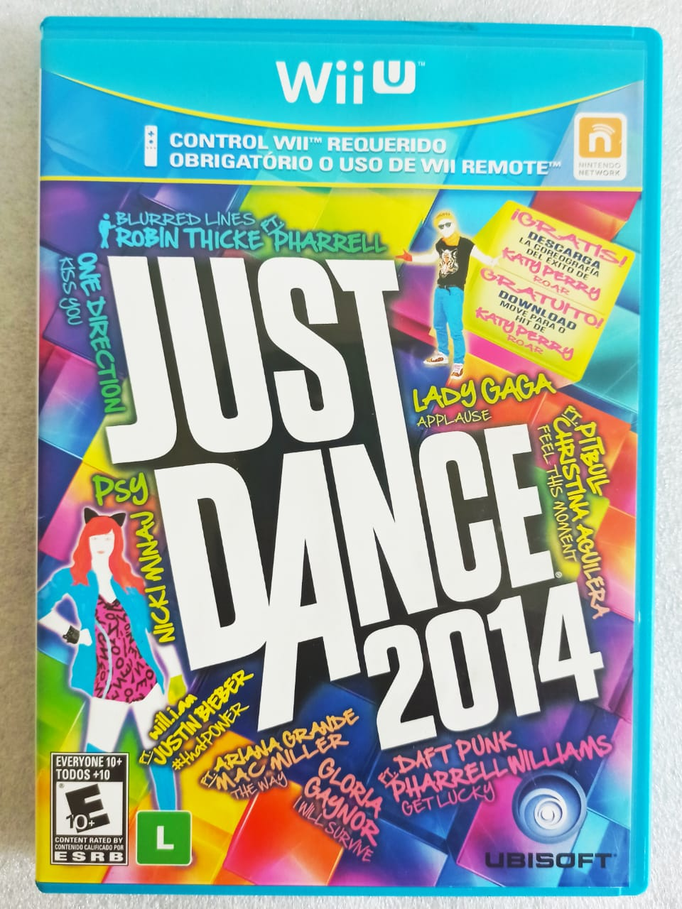 Just Dance 2014 - USADO - Nintendo Wi U