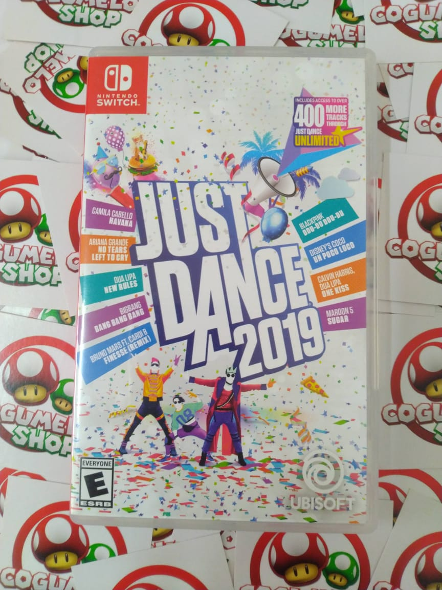 Just Dance 2019 - USADO - Nintendo Switch