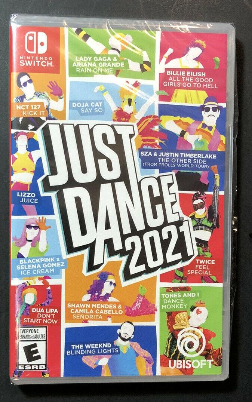 Just Dance 2021 - Pré-venda - Nintendo Switch