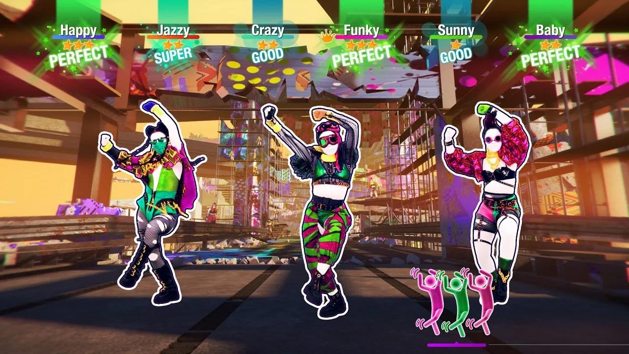 Just Dance 2022 - Nintendo Switch - Pré Venda - LISTA DE ESPERA