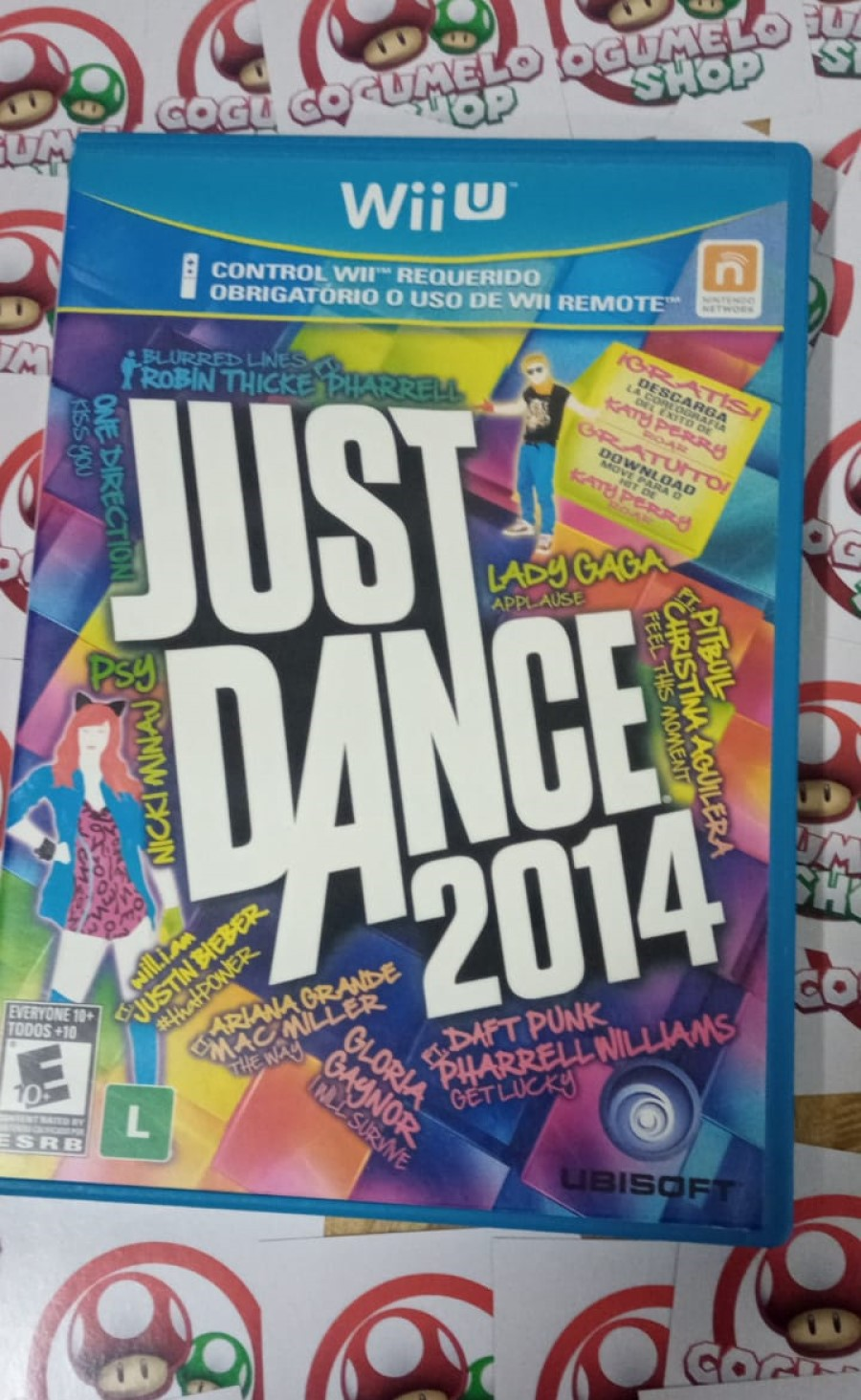 Just Dance 4 - USADO - Nintendo Wii U