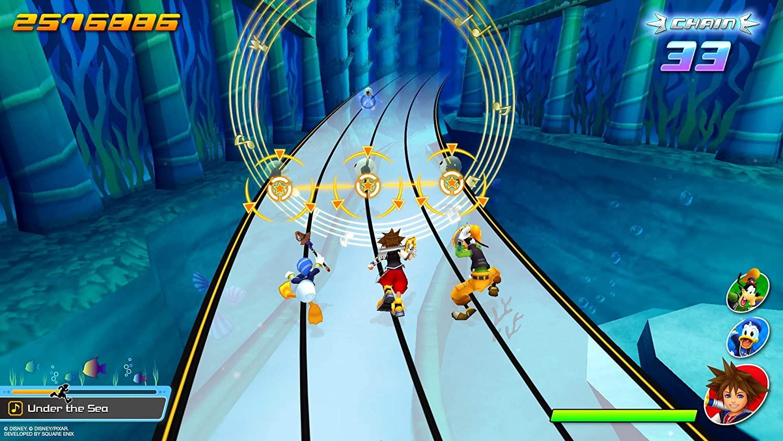 Kingdom Hearts: Melody of Memory - Nintendo Switch