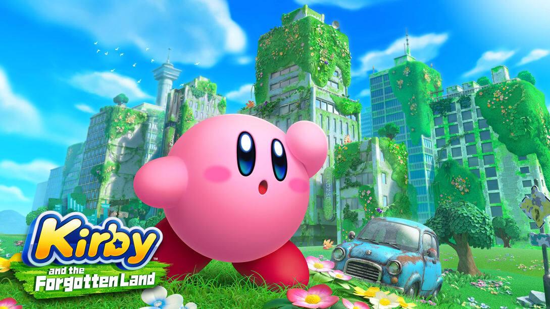 Kirby and the Forgotten Land - Nintendo Switch - Pré-venda - Lista de Espera