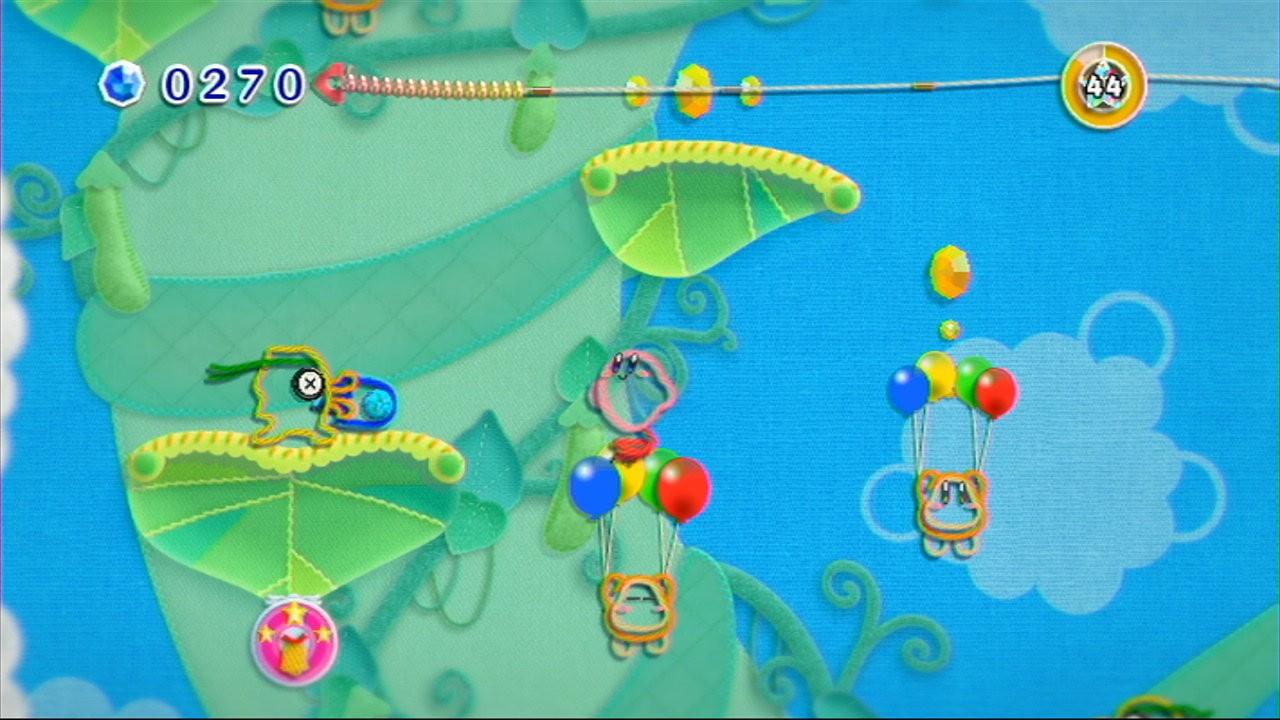 Kirby Epic Yarn - Usado - Wii