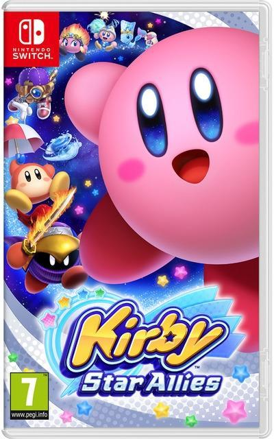 Kirby Star Allies - Nintendo Switch - ENVIO INTERNACIONAL