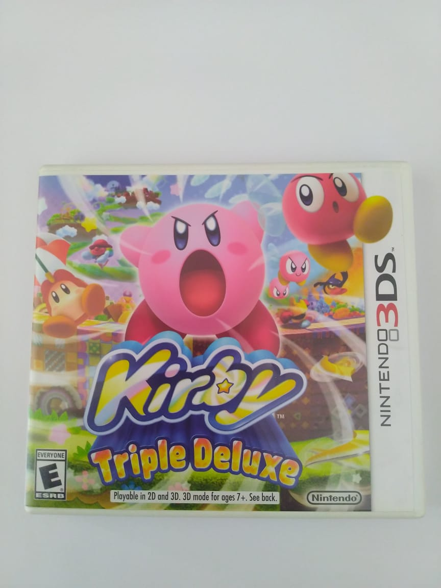 Kirby: Triple Deluxe - USADO - Nintendo 3DS