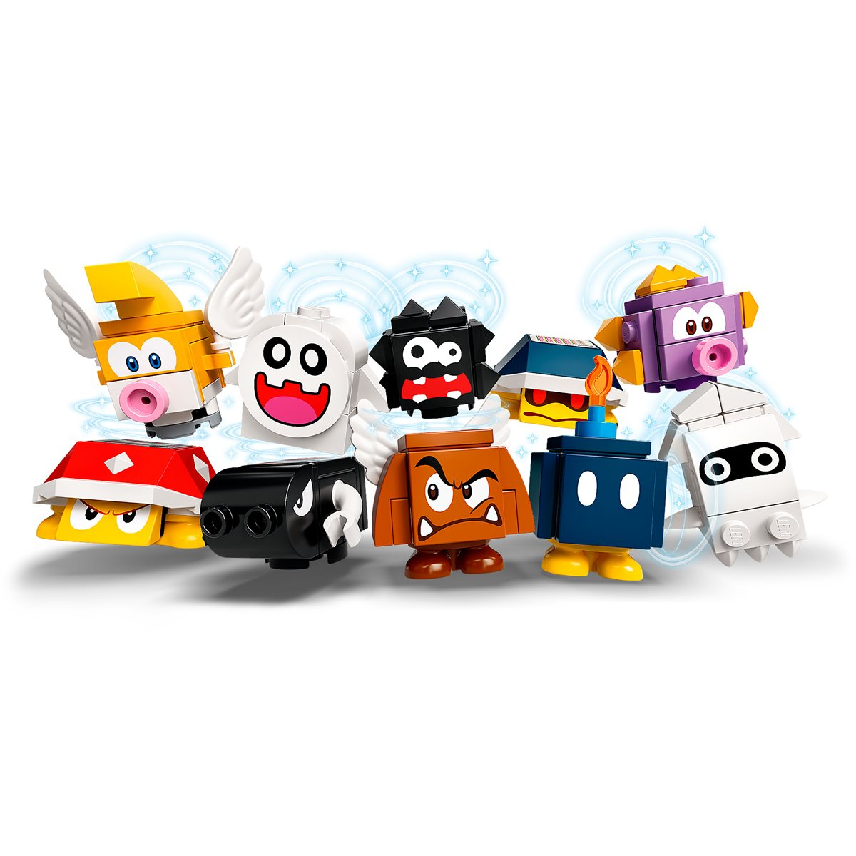 LEGO Super Mario - Pacote de Personagens - LEGO 71361