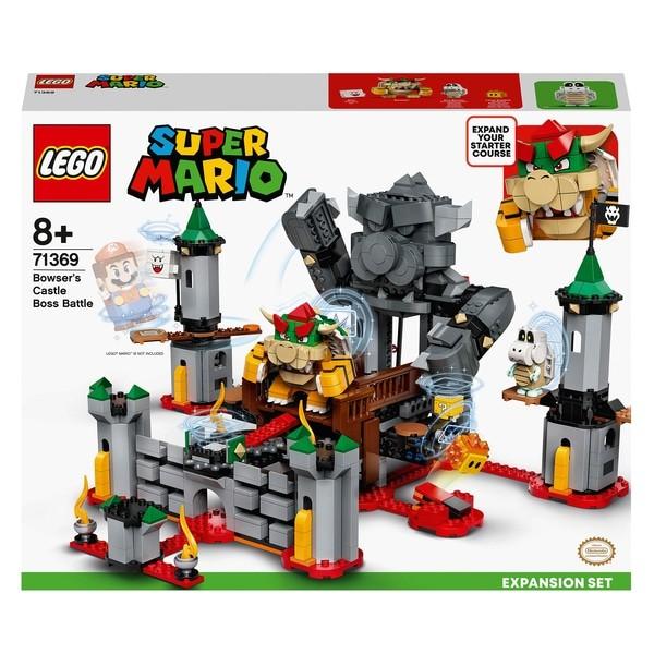 Lego 71369 - Super Mario - Batalha no Castelo do Bowser - Pacote de Expansão
