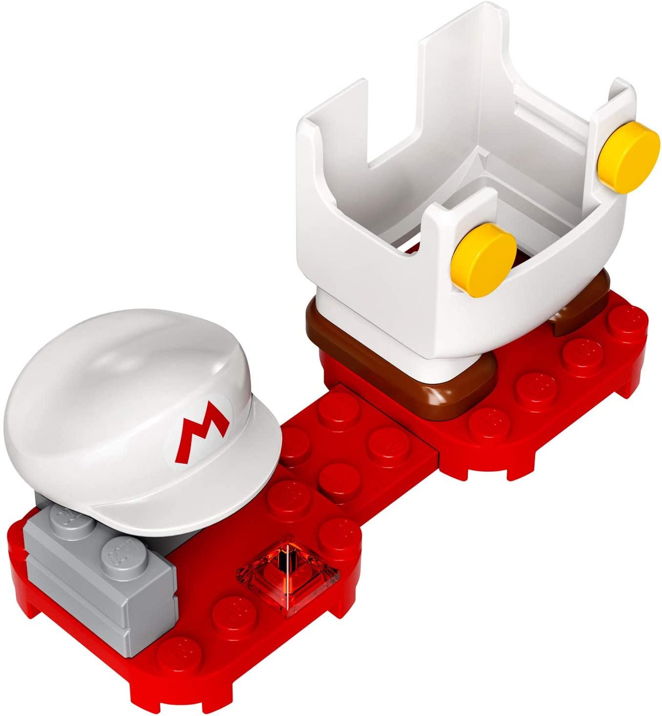 LEGO 71370 - Super Mario Pacote Power Up - Mario de Fogo