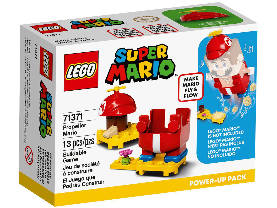 Lego 71371 - Super Mario - Mario de Hélice - Power Up