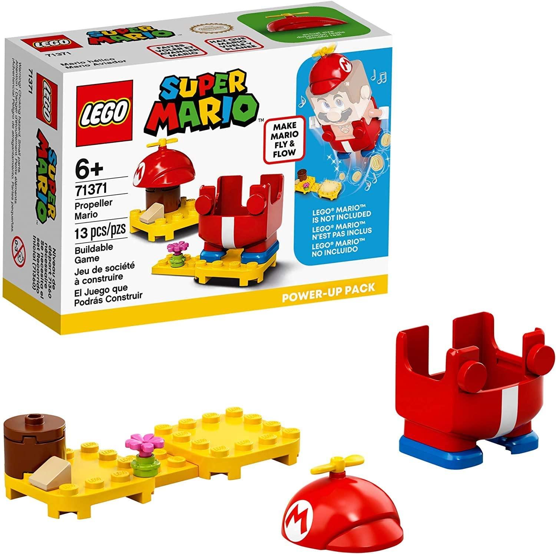 Lego 71371 - Super Mario - Mario de Hélice - Power Up