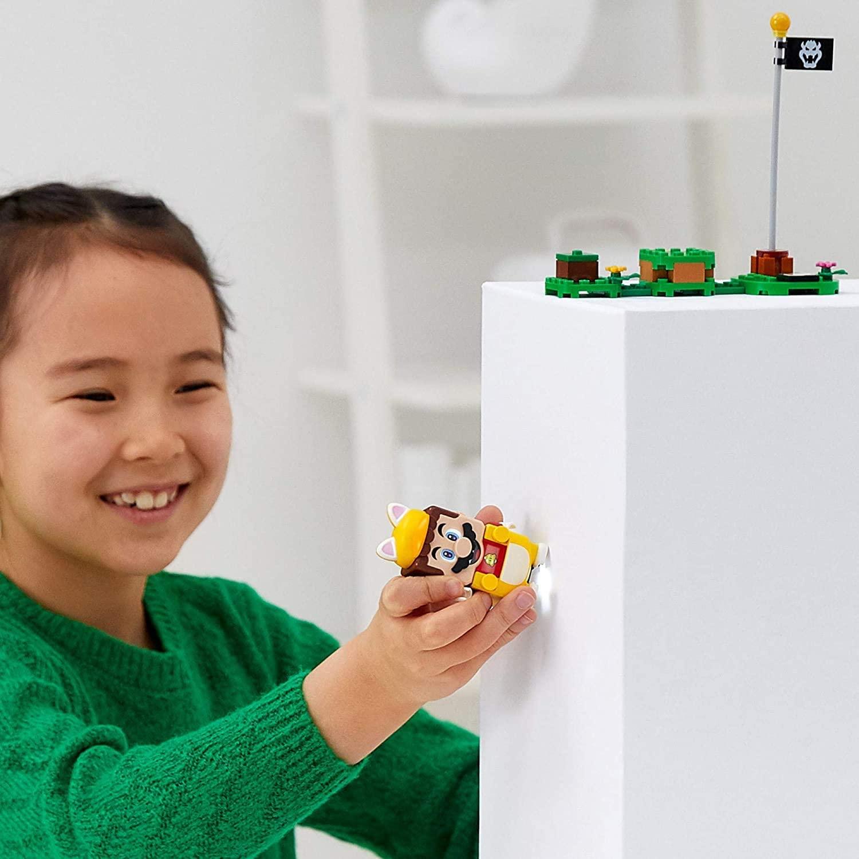 Lego 71372 - Mario Gato - Pacote Power UP