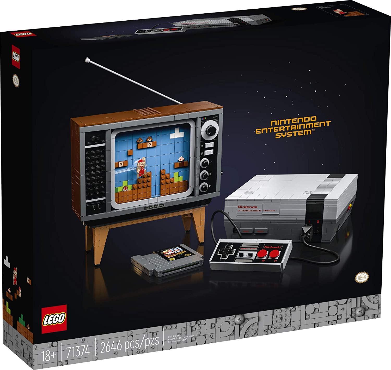 LEGO 71374 - Super Mario - Nintendo Entertainment System
