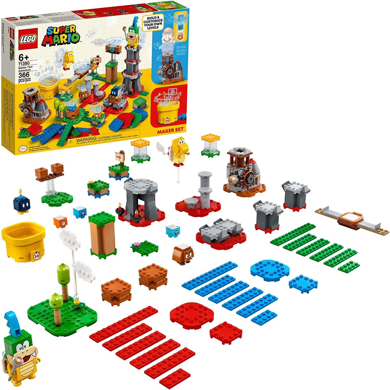 LEGO 71380 - Super Mario - Domine sua Aventura
