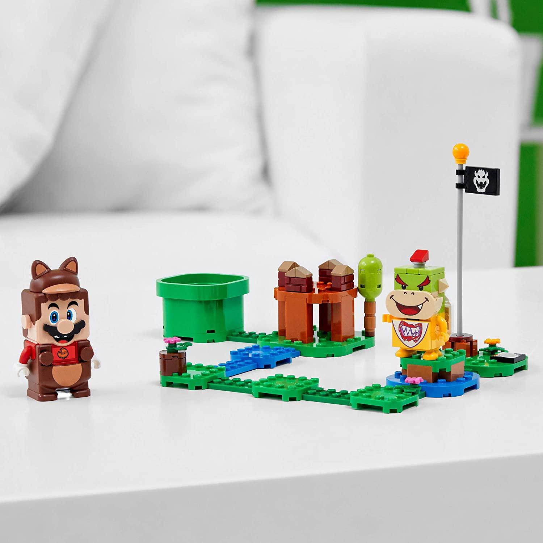 LEGO 71385 - Super Mario - Tanooki Power-Up Pack