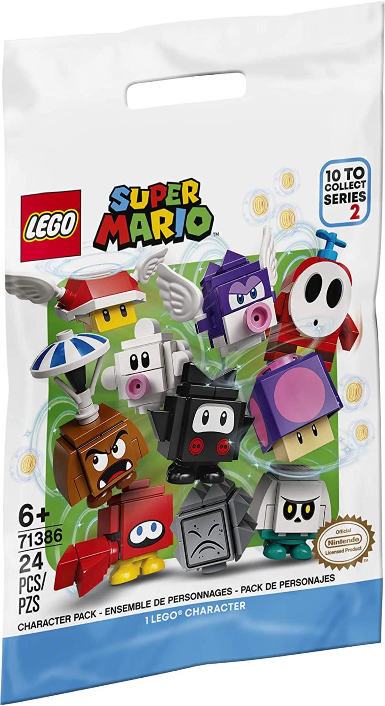 LEGO 71386 - Super Mário - Pacote de Personagens - Série 2