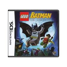 Lego Batman The Video Game (USADO) - Nintendo DS