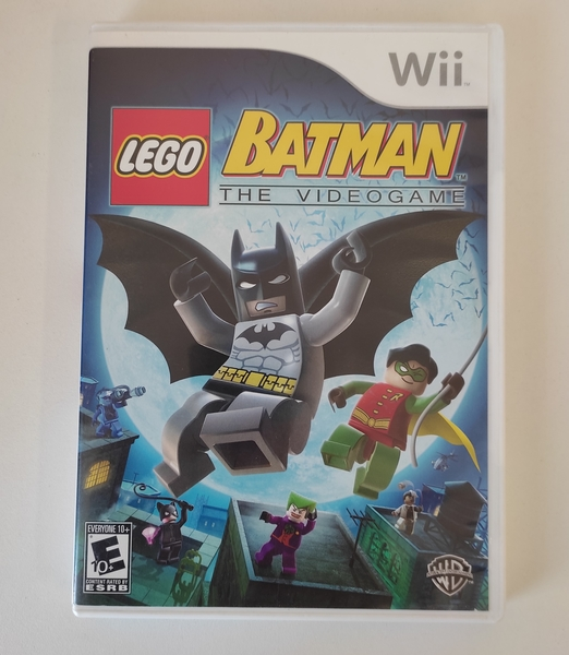 LEGO Batman: The Videogame - Nintendo Wii - Usado