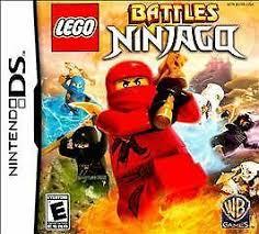 LEGO Battles Ninjago (USADOS) - Nintendo DS