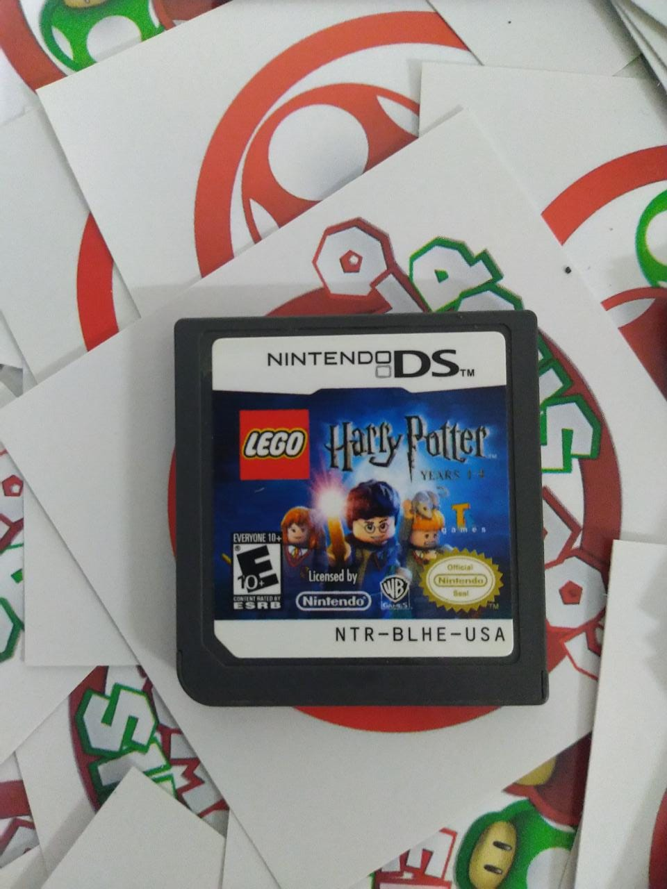 LEGO Harry Potter: Years 1 - 4 - USADO - Nintendo DS