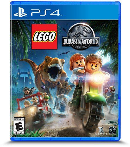 Lego Jurassic World - PS4 - USADO