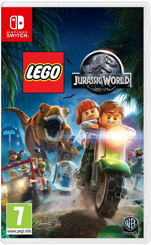 Lego Jurassic World - USADO - Switch