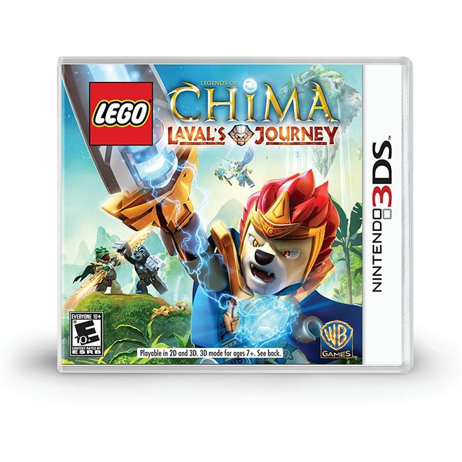 Lego Legends of Chima: Laval's Journey - 3Ds