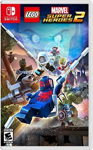 Lego Marvel Super Heroes 2 - USADO - Nintendo Switch