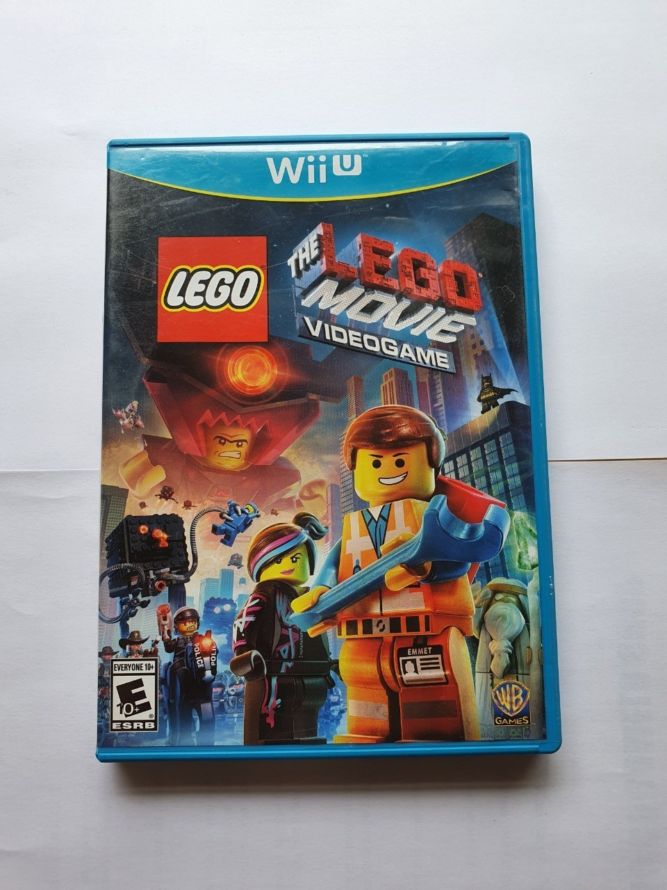 Lego Movie Videogame - Usado - Wii U