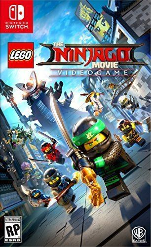 Lego NinjaGO Movie Videogame - Nintendo Switch