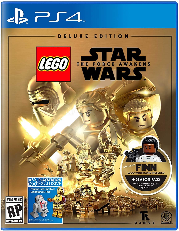 Lego Star Wars: O Despertar Ed. Deluxe - PS4