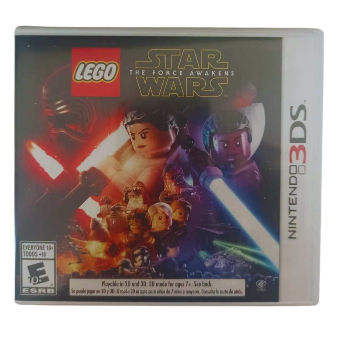 Lego Star Wars: The Force Awakens - Nintendo 3DS - Usado