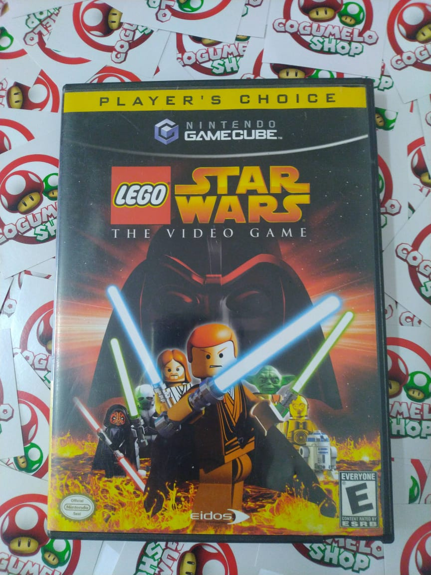 Lego Star Wars: The Video Game - USADO - Nintendo GameCube