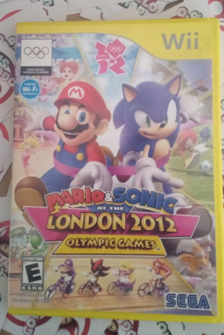 Mario & Sonic at the London 2012 Olympic Games - USADO - Nintendo Wii